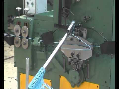 Auto Hanger Making Machine Omex Tech Youtube
