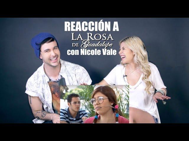 REACCION a La Rosa de Guadalupe con Nicole Vale | Juanjo Herrera
