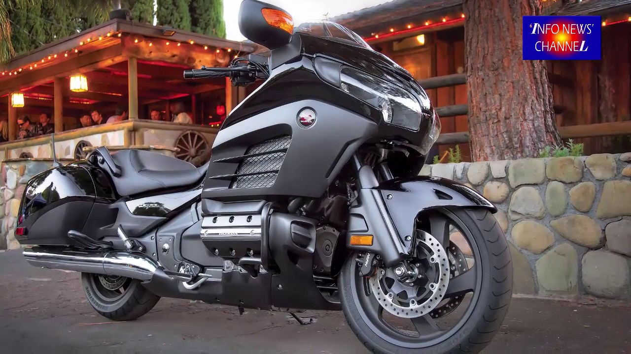 2018-2019 honda promises that the cost of gold wing f6b be lower