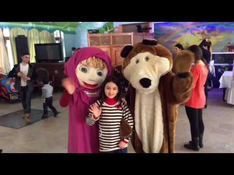 Маша и Медведь - сказка про сестричек ,Машины сказки -Сборник Все серии подряд - сборник сказок 1