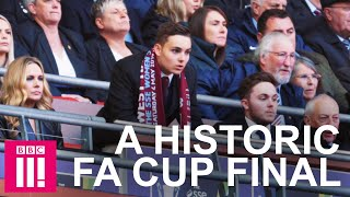 Chasing The Dream: A Historic First FA Cup Final | Britain's Youngest Football Boss