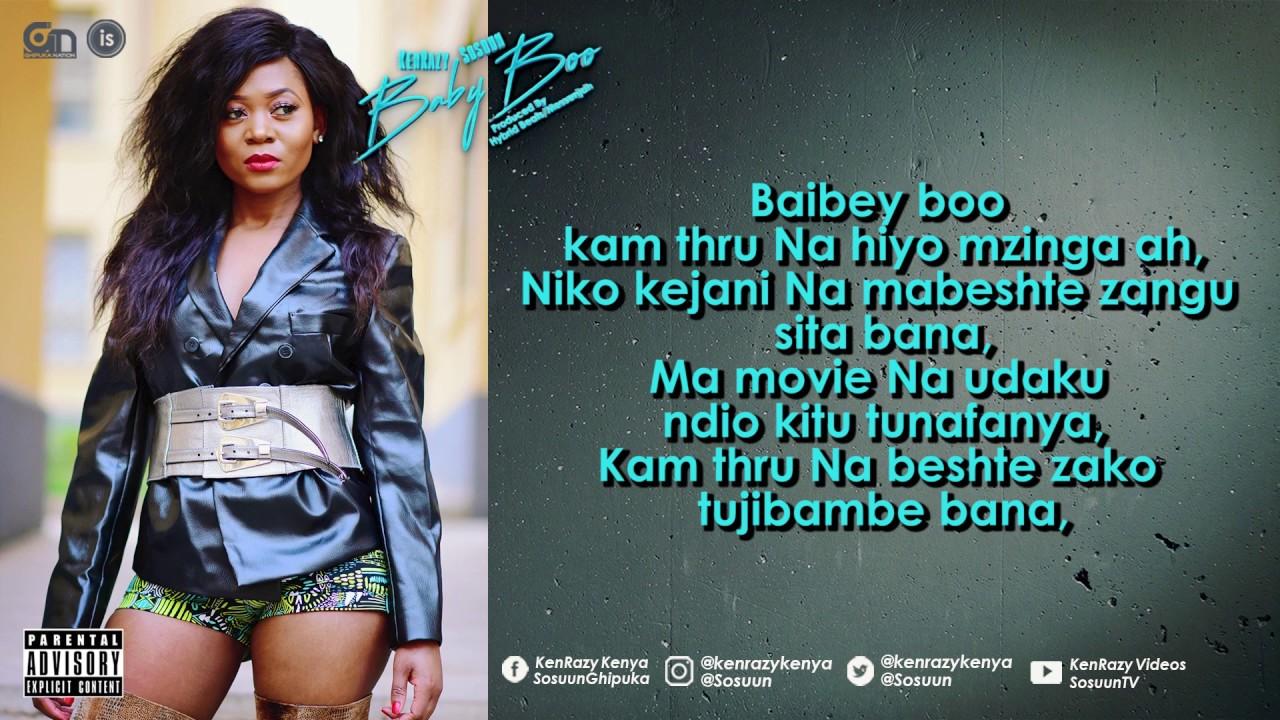 Kenrazy X Sosuun - Baby Boo [Mp3 Download] - Kenyan Artists