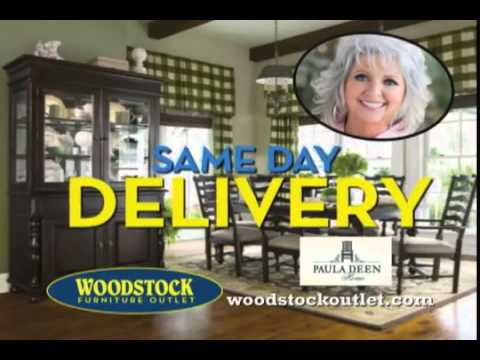 The th of July Sale At Woodstock Furniture Outlet -