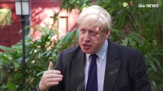 Boris Johnson: No doubt