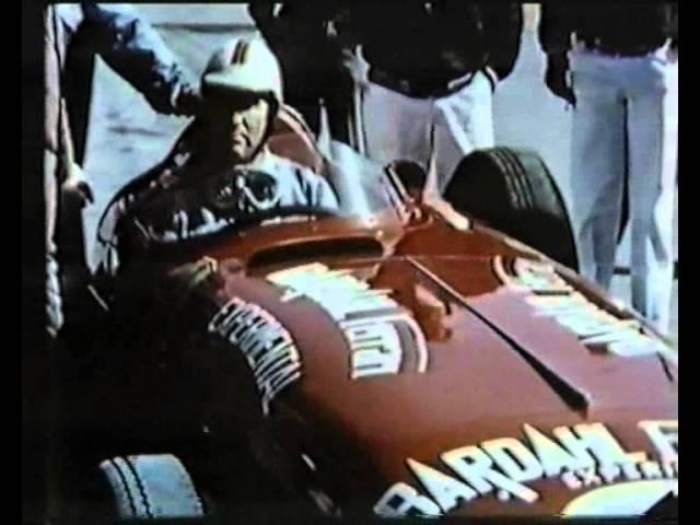 Bardahl Experimental Ferrari 1956 Nino Farina