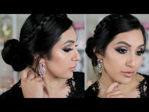 ROMANTIC DRUGSTORE PROM HAIR AND MAKEUP  ...