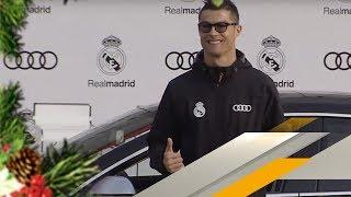 Bescherung für Ronaldo und Co.: Neue Autos bei Real Madrid   SPORT1