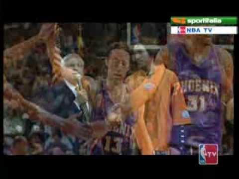 NBA Marv Albert show Steve Nash 2007