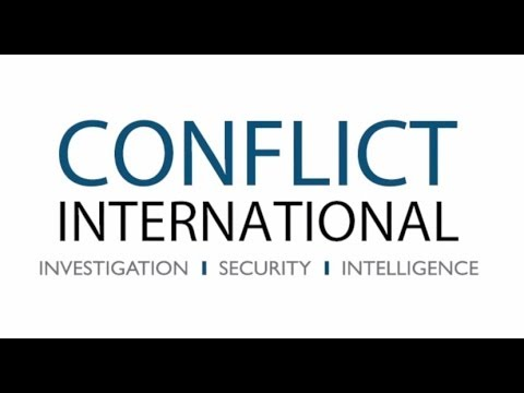 Conflict International:  Travel Risk Management & Security Services Brazil 2014