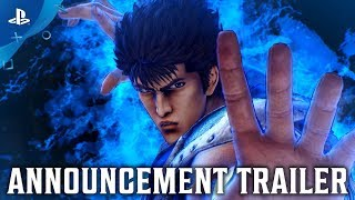 Fist of the North Star: Lost Paradise - E3 2018 Announcement Trailer | PS4