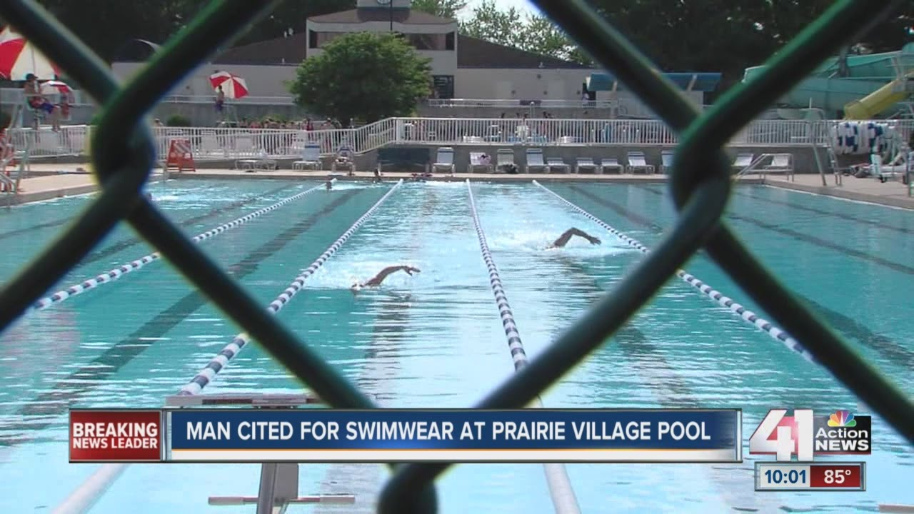 1c6dbac6efe8 Man tossed from Prairie Village pool for wearing thong bathing suit ...