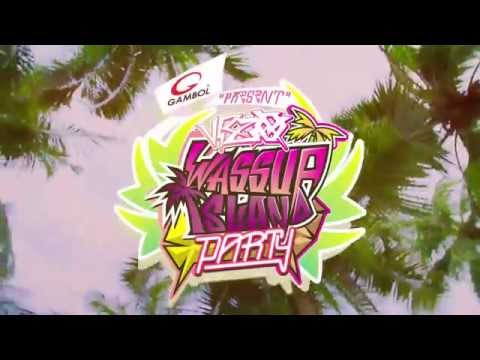 VRZO Party X Gambol – Wassup Island Party 4 SEP 2014 @ VIRGIN by WIP168