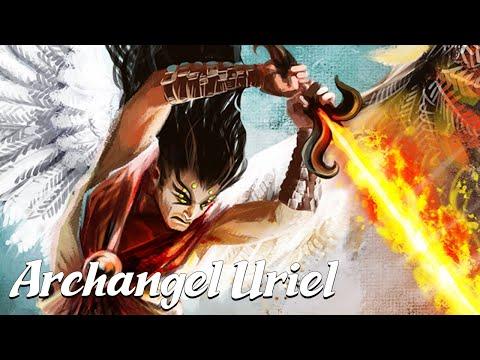 Archangel Uriel: The Angel Of Wisdom (Angels & Demons Explained)