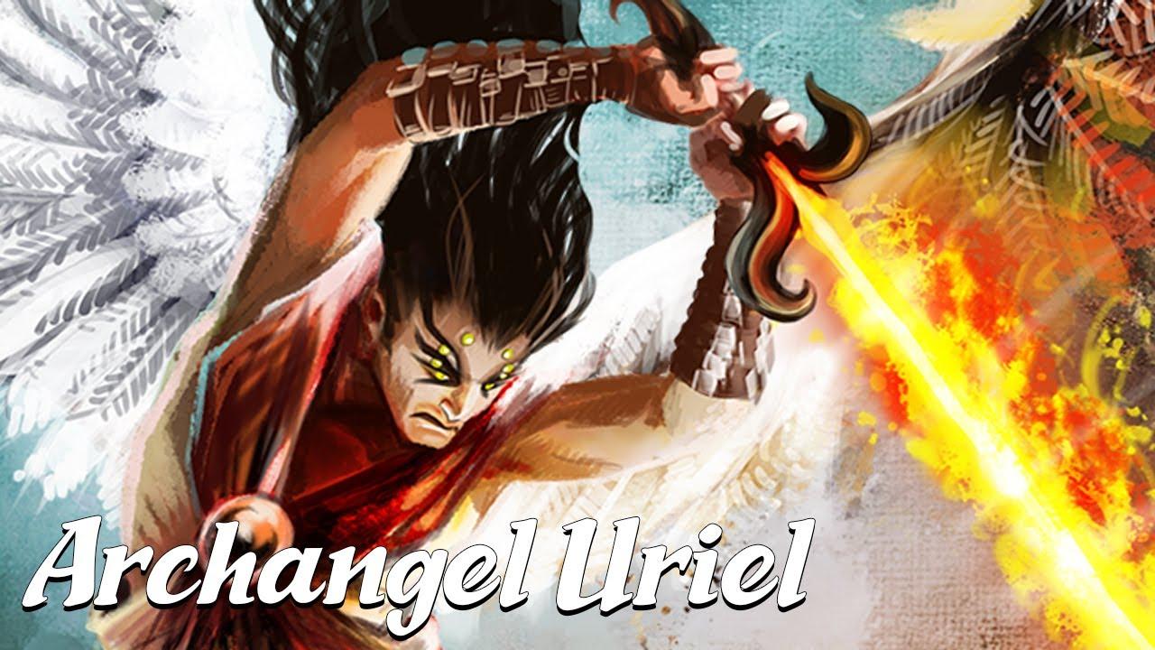 Download Archangel Uriel: The Angel of Wisdom (Angels & Demons Explained)
