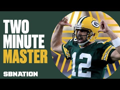 Why Aaron Rodgers is king of the two-minute drill   Xs & Os w/ Geoff Schwartz, Ep. 3