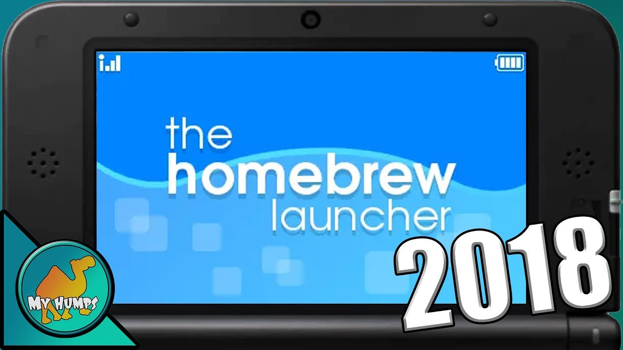 Nintendo 3DS in 2018 & Why You Should Homebrew