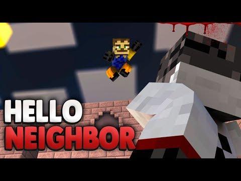 PEPE IN NOT... 😰  | Minecraft Hello Neighbor