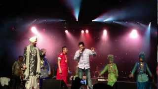 Maharajas - Jazzy B, Sukshinder Shinda and Sherry Mann Live In Concert