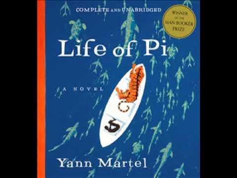 Download Life Of Pi by Yann Martel (FULL AUDIOBOOK) read by Jeff Woodman [96 kbps]