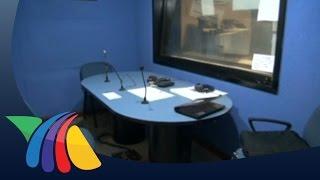 Momento en el que asesinan a líder en cabina de radio | Noticias de Mazatlán