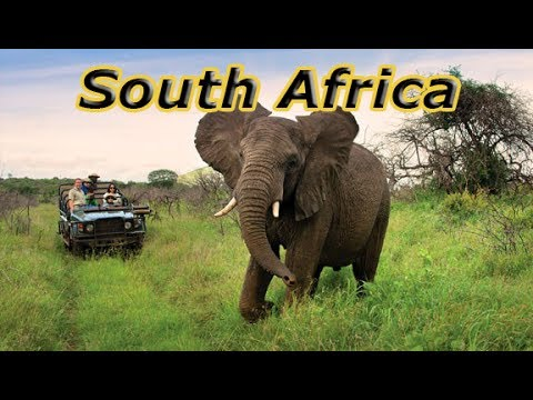 Holiday & SAFARI in SOUTH AFRICA HD