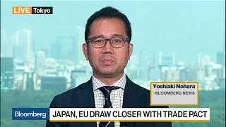 Japan, EU Draw Closer With Trade Pact