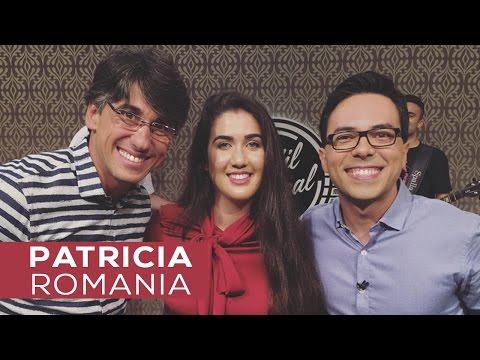 CONHEÇA A NOVA CANTORA DA NOVO TEMPO - PATRICIA ROMANIA