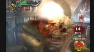 God of War 2 pt.47 - The Kraken