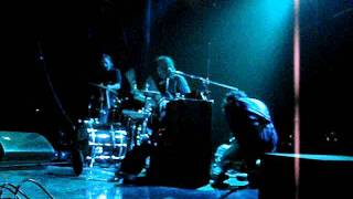 Jon Spencer Theremin Explosion - live in Zagreb 2011.