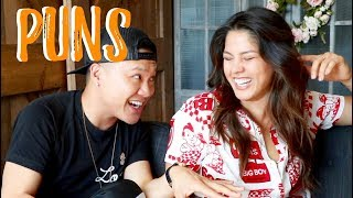 PUN BATTLE! with Megan Batoon