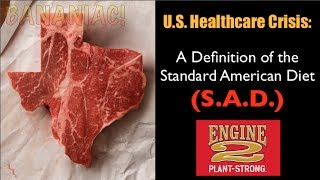 U.S. Healthcare Crisis: A Definition of the Standard American Diet (S.A.D.) | Rip Esselstyn