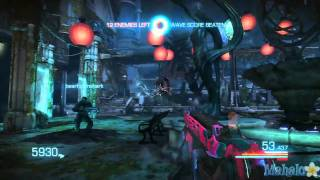 Bulletstorm Multiplayer- Anarchy Grand Central Part 6