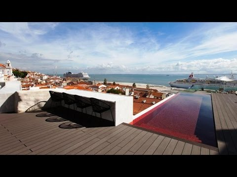 Top10 Recommended Hotels In Lisbon, Portugal