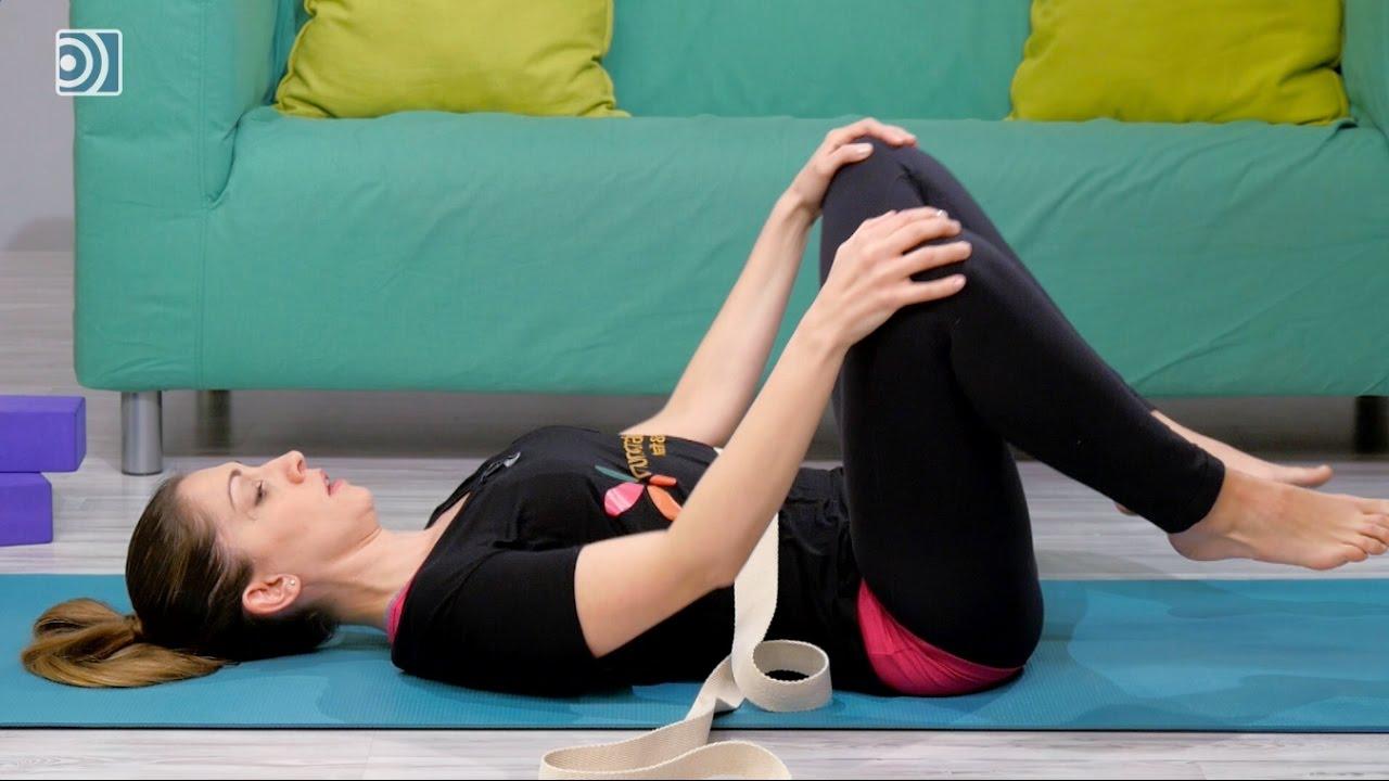 ejercicios de video yoga para próstata hipertrófica