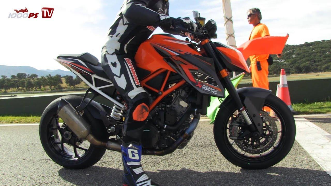 Ktm 1290 Super Duke R Akrapovic Sound 192hp Racing Edition