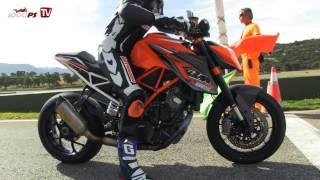ktm 1290 super duke r akrapovič sound   192hp racing edition