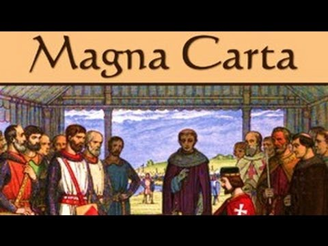 Magna Carta - signed by King John of England - FULL Audio Book - History - Medieval England