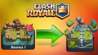 Video Cum sa ajungi din arena 1 in arena 10 pe clash royale!! download MP3, 3GP, MP4, WEBM, AVI, FLV September 2018