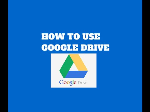 How to use Google Drive App  cloud storage  ( Tips & Tricks )