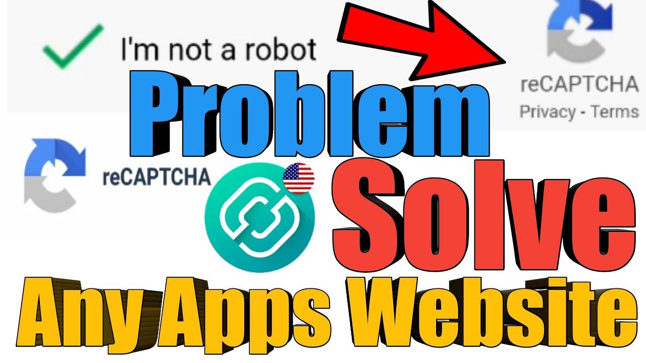 Any reCAPTCHA problem solve   2ndline CAPTCHA problem solve
