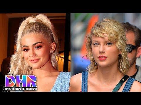 Kylie Jenner REVEALS Face after 5 Months - Taylor Swift SHOCKS Fan (DHR)