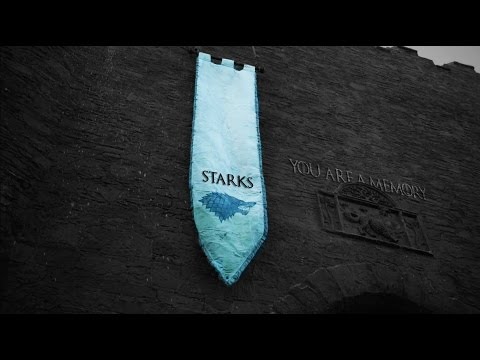 (GoT) Starks || You Are a Memory (The Winds of Winter)
