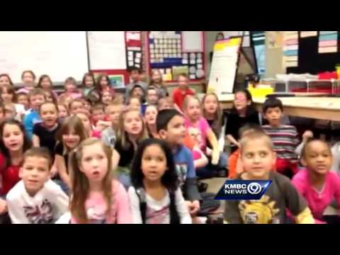 First Graders Say They Love The Weather On Channel 9