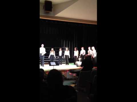 BEHS Select Chorus Hold On To The Rock