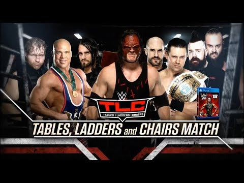WWE TLC (Tables, Ladders and Cairs) 2017 Official and Full Match Card
