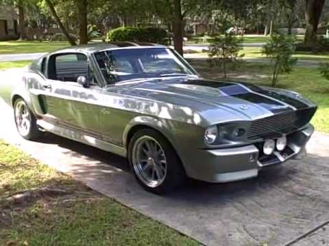 1967 shelby gt500 eleanor youtube. Black Bedroom Furniture Sets. Home Design Ideas