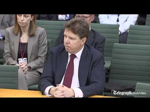 Bank of England's Paul Tucker denies role in Libor rate-fixing