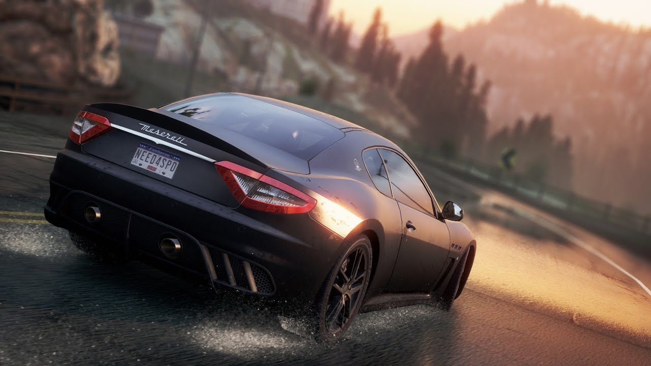 Need for Speed Most Wanted (2012) - Maserati Granturismo MC Stradale ...