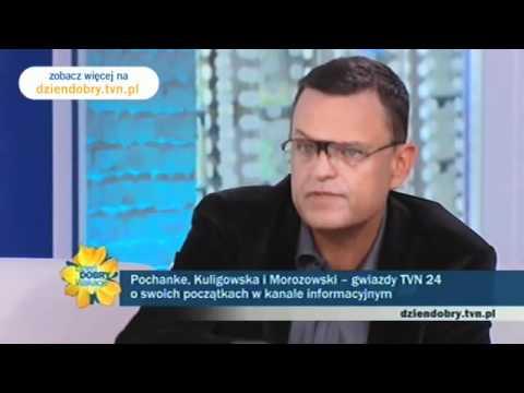 Dzień Dobry TVN - Początki TVN 24 cz.1