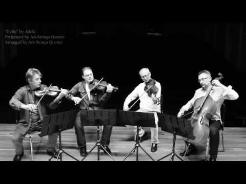 """Hello - Adele by Art Strings Quartet, NYC 